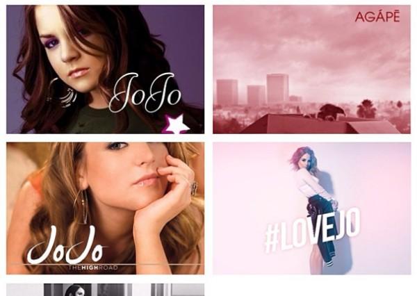 JoJo albums 2015 singer tease