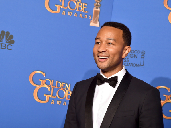 John legend and common win best original song for glory from
