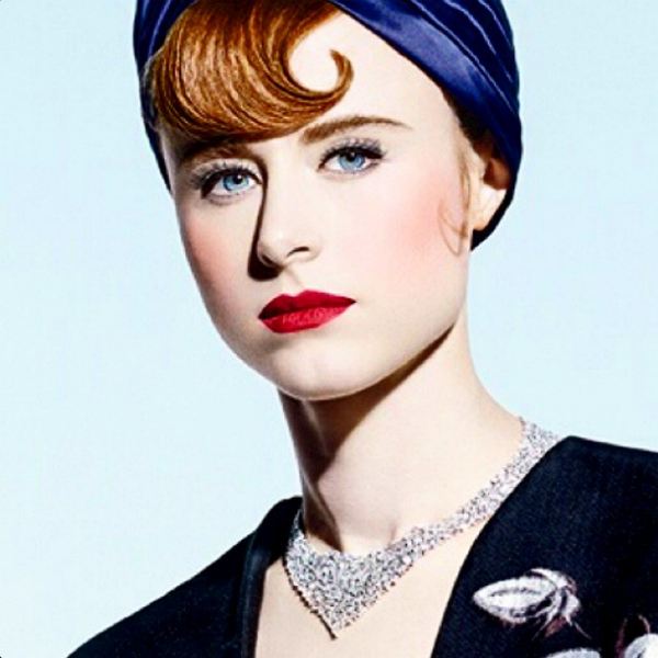 Kiesza Covers Citizen K Magazine Gives Old School