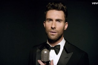 "Maroon 5's ""Sugar"" Video: Watch Adam Levine And The Gang Moonlight As A Surprise Wedding Band"