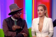 Rita Ora's Boobs Scandalize Great Britain, BBC Receives Complaints Over Her 'One Show' Appearance: 8 Photos