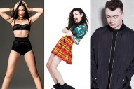 Rock In Rio USA: Sam Smith, Jessie J, Tove Lo & Charli XCX Join Taylor Swift, No Doubt And Others In Lineup