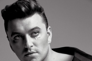 "Sam Smith Calls Out ""Awful"" Pop Stars, Bonds With Chaka Khan In 'V' Interview: See A New Photo From His Cover Shoot"