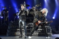 Adam Lambert And Queen Begin European Tour Rehearsals