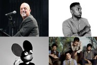 Bonnaroo 2015 Lineup: Billy Joel, Mumford and Sons, Kendrick Lamar & Deadmau5 To Headline