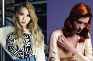 CL Hit The Studio With Florence + The Machine : Morning Mix