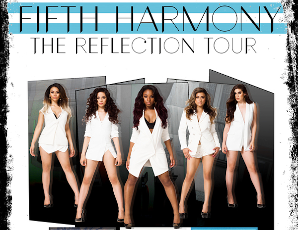 "Fifth Harmony Announce 'Reflection Tour,' Release ""Uptown ..."