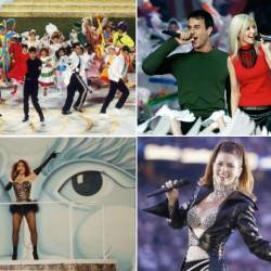 7 Super Bowl Halftime Performances You Forgot About