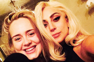 Lady Gaga Posts Selfie With Adele: What Could It Mean?