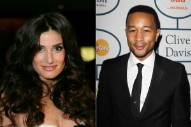 "Idina Menzel & John Legend To Sing National Anthem & ""America The Beautiful"" At Super Bowl XLIX"