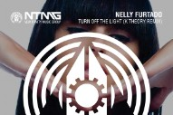 "K Theory Remixes Nelly Furtado's 2001 Hit ""Turn Off The Light"": Idolator Premiere"