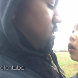 "Kanye West's ""Only One"" Video With North West"