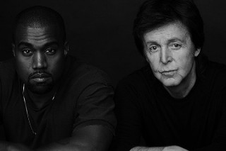 Kanye West Recorded A Song With Paul McCartney And Rihanna