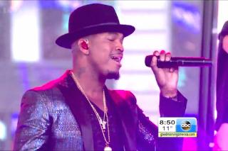 "Ne-Yo & Juicy J Perform ""She Knows"" On 'Good Morning America': Watch"
