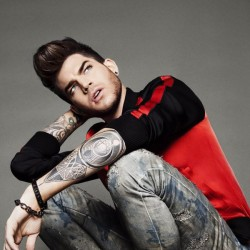 Adam Lambert's Album Title: 'The Original High'