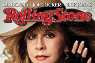 Stevie Nicks Graces The Cover Of 'Rolling Stone' For The First Time In Over 30 Years, Talks Drugs And Fleetwood Mac