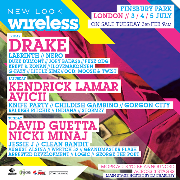 wireless-festival-lineup