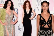 BRIT Awards 2015: Paloma Faith, Marina, Charli XCX, FKA Twigs & Others Hit The Red Carpet
