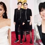 Stars Hit The Oscars Red Carpet (PHOTOS)