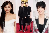 Academy Awards 2015: Tegan And Sara, Zendaya, Common, Diane Warren & Others Hit The Oscars Red Carpet (PHOTOS)