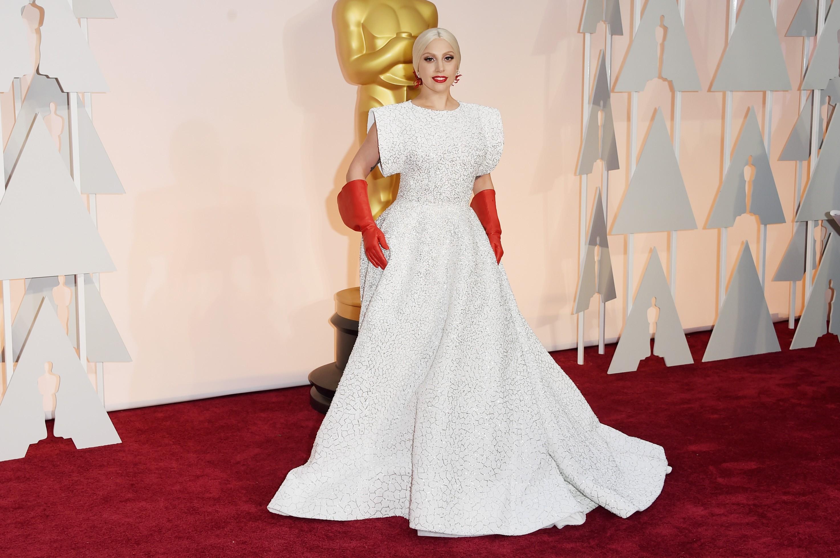 Academy Awards Oscars Lady Gaga