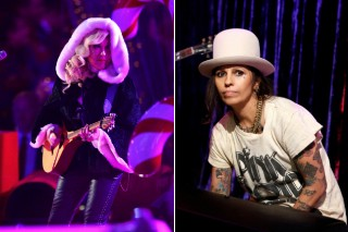 Cyndi Lauper, Linda Perry Set For 2015 Songwriters Hall Of Fame Induction