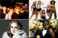 BRIT Awards: 20 Years Of Winners In Photos — An Overview Of Two Decades Of British Pop