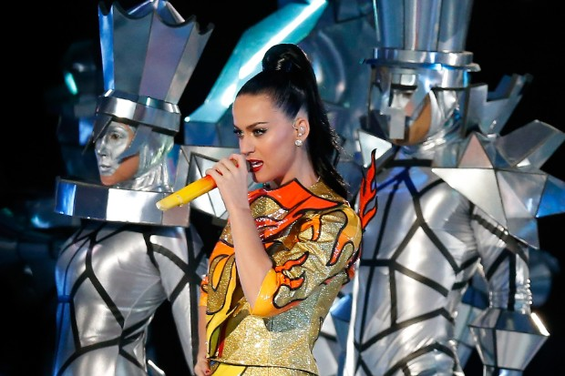 Katy Perry's Super Bowl XLIX Halftime Show