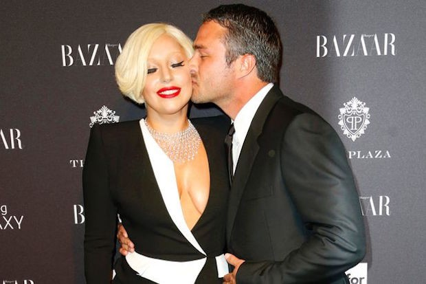 Lady Gaga & Taylor Kinney In Love