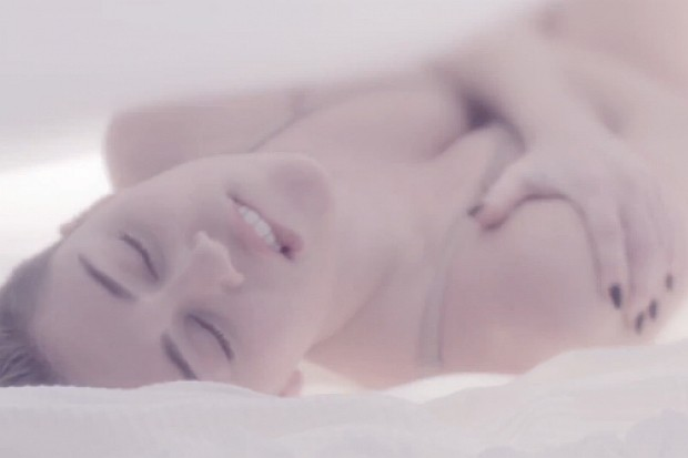 Miley Cyrus Adore You video