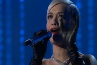 "Academy Awards 2015: Watch Rita Ora Perform ""Grateful"""