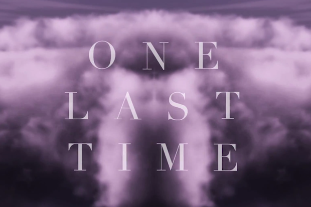 "Ariana Grande Releases ""One Last Time"" Lyric Video: Watch"
