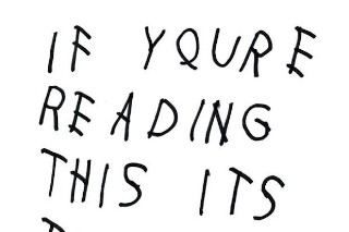 Drake Releases Surprise Project 'If You're Reading This It's Too Late': Listen