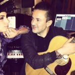 Lady Gaga Reunites With Producer RedOne