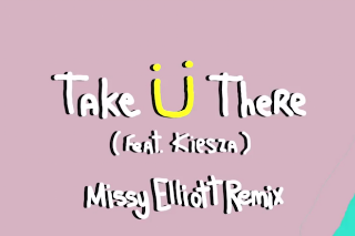 "Jack Ü Team Up With Missy Elliott On The ""Take U There"" Remix: Listen"