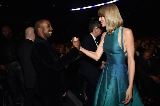 Kanye West & Taylor Swift Are Now Dinner Buddies: Morning Mix