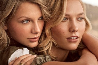 Taylor Swift And Karlie Kloss Are BFFs 4 Life In 'Vogue': See 8 Cute Pics