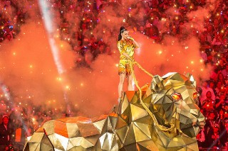 Katy Perry Delivered The Most-Watched Super Bowl Halftime Performance Of All Time