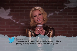 Britney Spears, Lady Gaga, Katy Perry, Drake & More Read Mean Tweets On 'Jimmy Kimmel Live': Watch