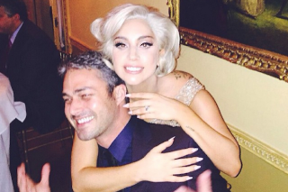 In Celebration Of Lady Gaga & Taylor Kinney's Engagement: 20 Adorable Photos