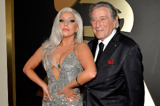 Grammys 2015: Lady Gaga Brings Out The Big Guns (And We Don't Mean Tony Bennett)