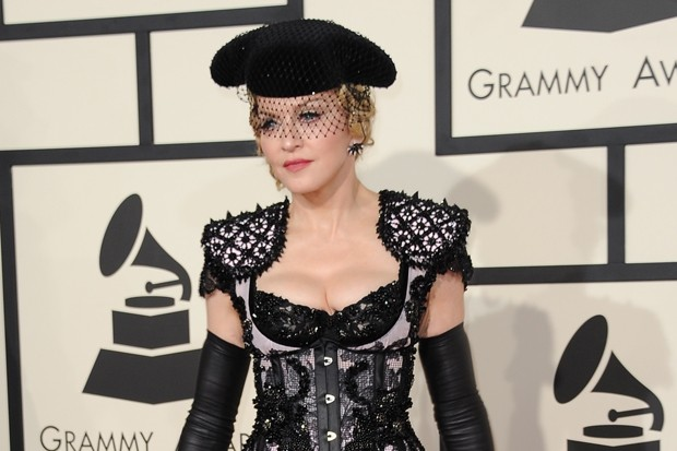 Madonna's A Sexy Matador At The Grammys (Gallery)