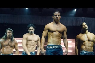 "'Magic Mike XXL' Teaser Features Shirtless Grinding To Ginuwine's ""Pony"": Watch"