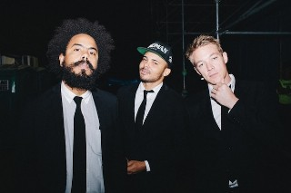 Major Lazer's Upcoming Album To Feature Ariana Grande, Ellie Goulding & Gwen Stefani