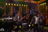 "Mark Ronson & Mystikal Perform ""Feel Right"" On 'Fallon': Watch"