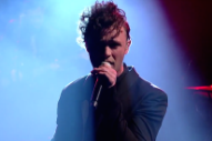 "Mikky Ekko Performs ""Riot"" On 'Late Show with David Letterman': Watch"