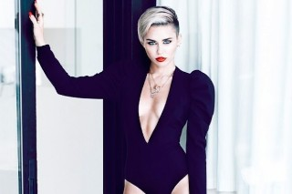Miley Cyrus Talks Instagram Fame, Big Butts And Feminism