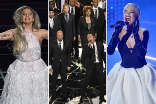Ibrawlator: Which 2015 Academy Awards Performance Was The Best?