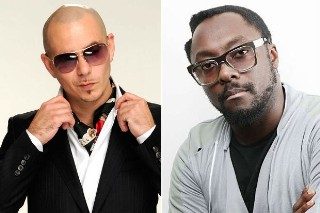 Pitbull & Will.i.am Are The Most Repetitive Rappers: Morning Mix