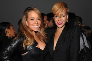 "Rihanna Says Mariah Carey's ""Vision Of Love"" Made Her Want To Do Music"